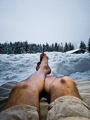 Winterzeit ist Thermenzeit - p1383m2053320 von Wolfgang Steiner
