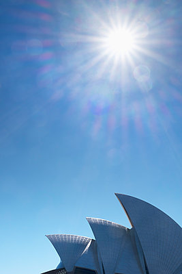 Sydney Opera House, UNESCO World Heritage Site, Sydney, New South Wales, Australia, Pacific - p871m1480242 by Janette Hill