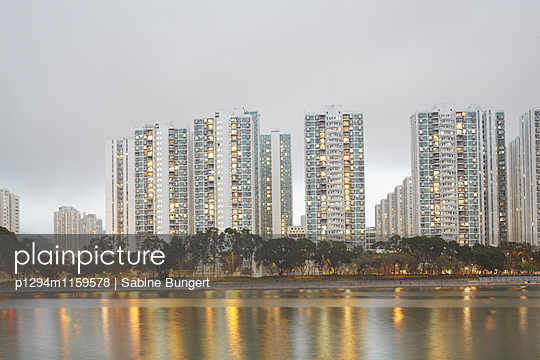Hongkong - p1294m1159578 von Sabine Bungert