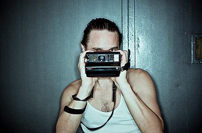 Polaroid - p713m777207 by Florian Kresse
