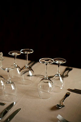 At the restaurant - p1028m907265 by Jean Marmeisse
