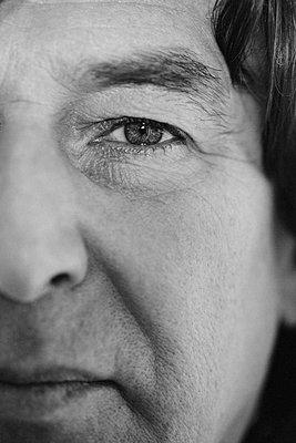 Eye of a man - p1621m2260187 by Anke Doerschlen