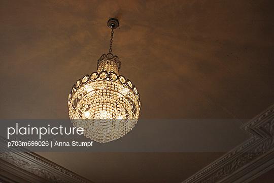 Chandelier - p703m699026 by Anna Stumpf