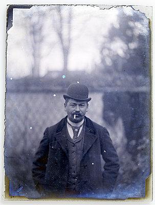 Portrait - p265m1065313 von Oote Boe
