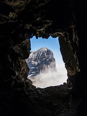 Bergpanorama - p930m938724 von Phillip Gätz