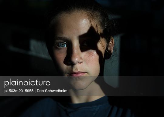 Starry Eye - p1503m2015955 by Deb Schwedhelm