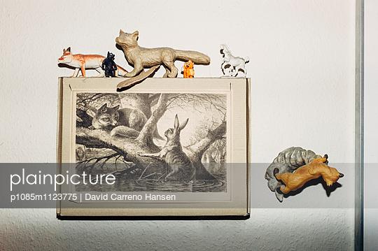 Fuchssammlung - p1085m1123775 von David Carreno Hansen