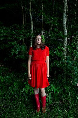 Little Red Riding Hood - p454m1176862 by Lubitz + Dorner