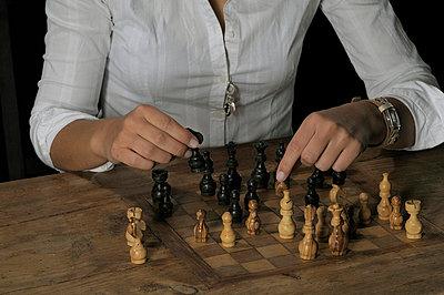 Chessman - p6050093 by H. Kühbauch