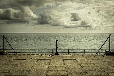 Pier in Eastbourne - p1170m2020152 by Bjanka Kadic