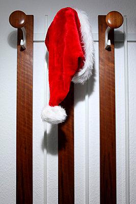 Weihnachtsmütze - p406m660530 von clack