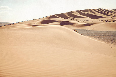 Desert - p1150m1123678 by Elise Ortiou Campion