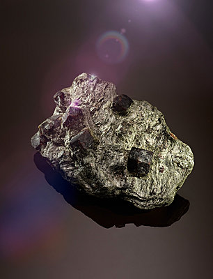 Rock crystal - p926m880176 by C. Müller