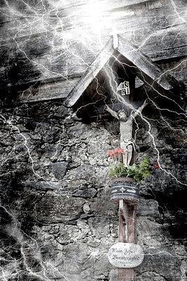Kreuz, Jesus, Kruzifix - p9790388 von Weber-Decker