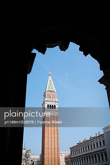Campanile di San Marco in Venice - p1149m1332978 by Yvonne Röder