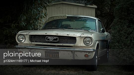 Ford Mustang - p1324m1165177 von michaelhopf