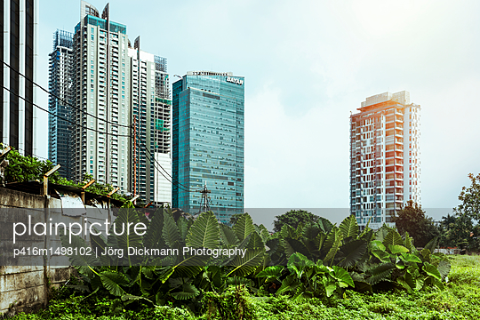 Jakarta - p416m1498102 von Jörg Dickmann Photography