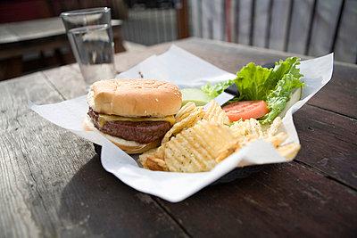 Hamburger - p4341821 by Alin Dragulin