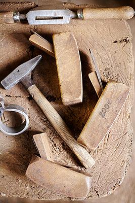 Holzwerkzeug - p933m958908 von Stefan Hobmaier