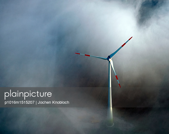 Windrad - p1016m1515207 von Jochen Knobloch