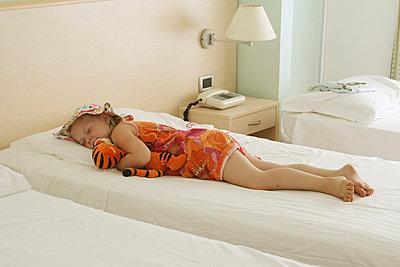 Ferienmüde - p2430306 von Claudia Anys