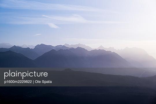 Deutschland, Bayern, Allgäu, Alpen - p1600m2229822 von Ole Spata