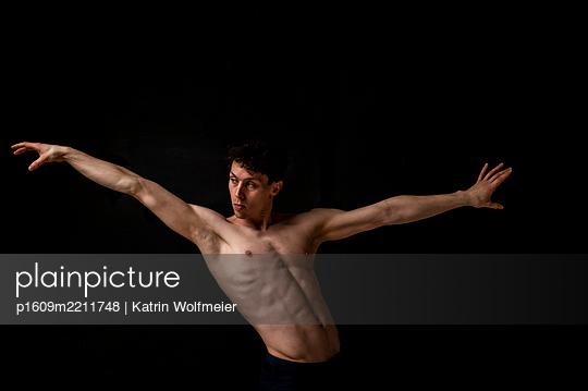 Kecker Blick - p1609m2211748 von Katrin Wolfmeier
