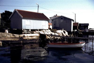 Fischerort bei Göteborg - p2682622 von Christof Mattes