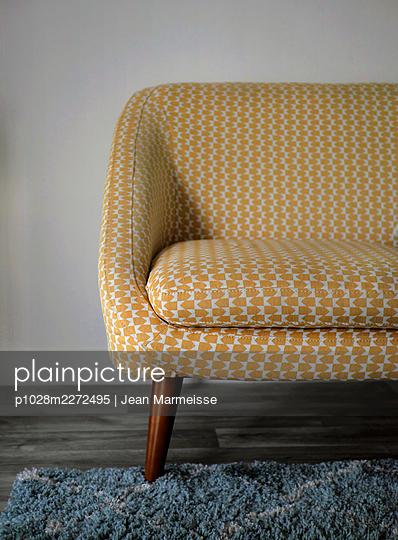Sofa - p1028m2272495 by Jean Marmeisse