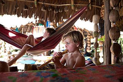 Thailand Familienurlaub - p1308m1539546 von felice douglas