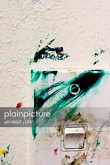 Lichtschalter verschmiert - p9130027 von LPF