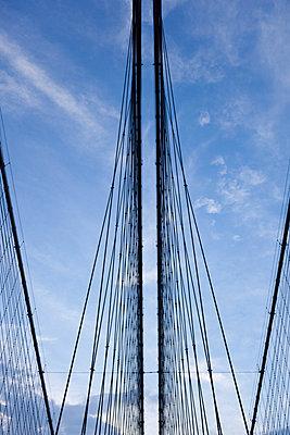 Brooklyn Bridge - p842m1030991 von Renée Del Missier