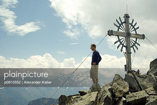Die Aussicht genießen - p0810552 von Alexander Keller