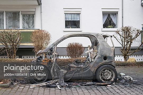 Abgebrannt - p305m1000418 von Dirk Morla