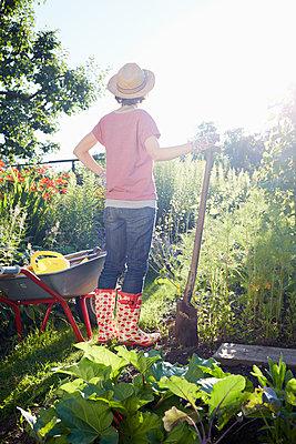 Gartenliebe - p464m1172222 von Elektrons 08