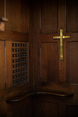 Confessional - p1028m2133629 by Jean Marmeisse