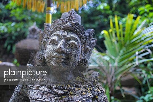 Skulptur in Bali - p1108m972859 von trubavin