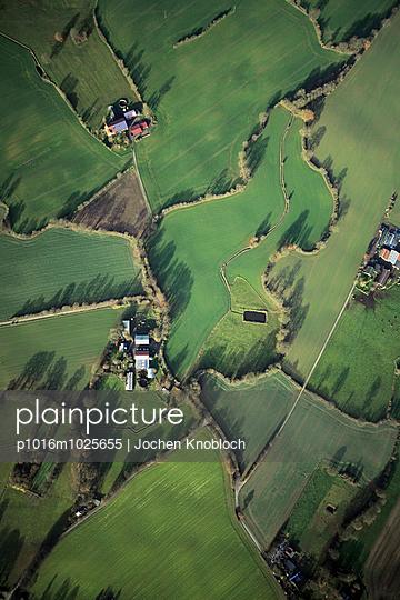 Herbstlandschaft östlich von Neumünster - p1016m1025655 von Jochen Knobloch