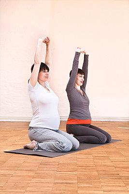 Schwangerschaftsyoga - p7810105 von Angela Franke