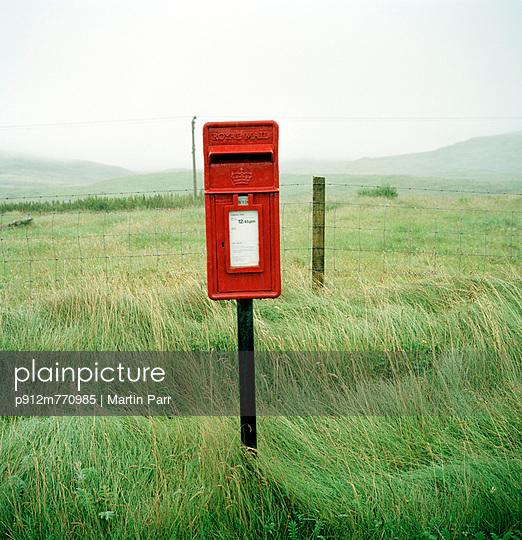 Letterbox - p912m770985 by Martin Parr