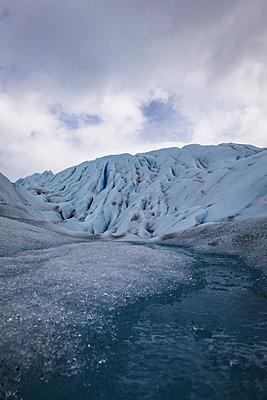 Perito Moreno Glacier - p1026m923230 by Frank Sippach