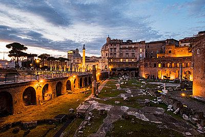 Forum Romanum - p280m2156145 by victor s. brigola