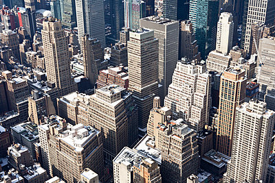 New York Skyline - p978m891310 von Petra Herbert