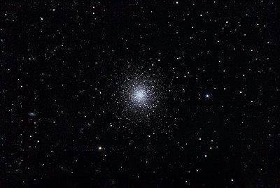 M13 Hercules Globular star cluster - p300m1204445 by David Herraez Calzada
