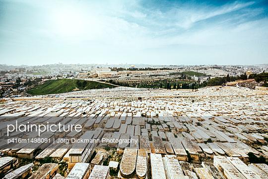 Jerusalem - p416m1498091 von Jörg Dickmann Photography