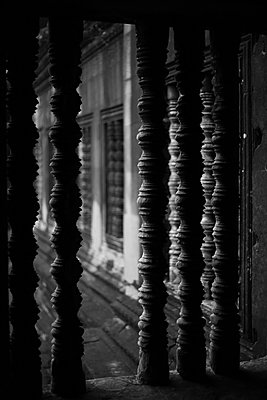 Temple in Angkor Wat - p1160m1194648 by Emilie Reynaud