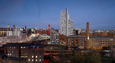 Student Castle, Manchester. - p855m971815 by Daniel Hopkinson