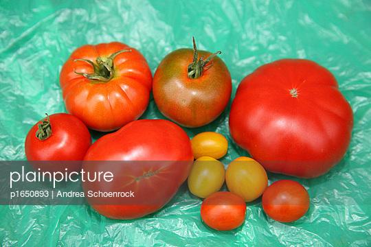 Tomaten - p1650893 von Andrea Schoenrock