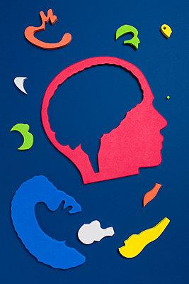 Gehirn - p1094m1015430 von Patrick Strattner