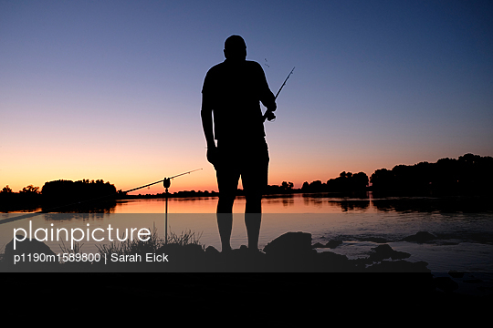 Angler - p1190m1589800 von Sarah Eick